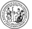 Board of Examiners of Electrical Contractors logo